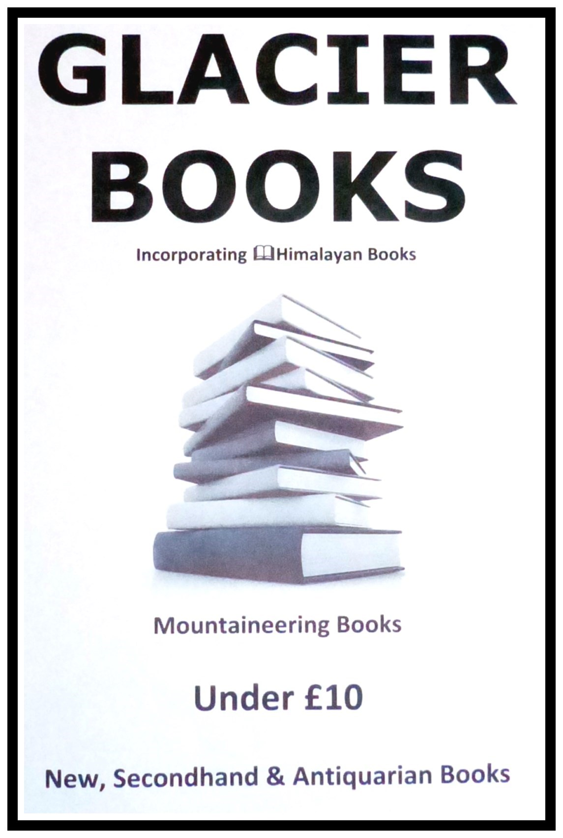 Mountaineering Books Under £10